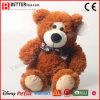 抱擁の子供のための極度の柔らかいぬいぐるみのプラシ天のおもちゃのテディー・ベア