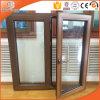 중국 Windows 공급자에게서 강화 유리를 가진 알루미늄 여닫이 창 Windows