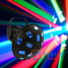 Tri-Color diodo emissor de luz Mushroom/disco Lighting/Professional Light de 2PCS 10W High Brightness