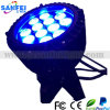 방수 IP65 5in1 RGBWA LED PAR Light