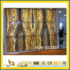 Polished Yellow Onyx Stone Slabs для Wall с Cheap Price \ (YQW-OS1007)