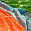 Tessuto strutturato raso 100% del poliestere per il vestito da Fashional