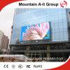 Visualizzazione di LED Full-Color esterna del video P10 per la pubblicità dello schermo