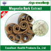 Magnolol, estratto della corteccia di Officinalis della magnolia di Honokiol 2%-98%