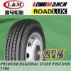 Langer März Brand Liter Truck Tire/Bus Tire (255/70r22.5, 275/70r22.5, 275/80r22.5, 295/60r22.5, 235/85r16