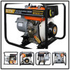 3  농업 Irrigation Diesel Water Pump (White 팬 상자)