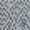 Mosaico agrietado del vidrio cristalino (HGM337)
