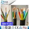 Fio liso do PVC de H03V2V2h2-F -- L