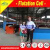 Le produit chimique épurent la machine de flottaison de fil et de zinc de matériel avec la chaîne de production complète