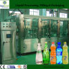 máquina de rellenar carbonatada botella de la bebida del animal doméstico 24000bph 3 in-1