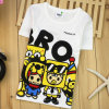 T-shirt Kids`S dos miúdos, T-shirt Kid`S