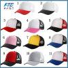 明白な野球帽の固体トラック運転手の網のバイザーの帽子の調節可能な帽子