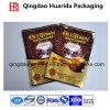 Мешок/пакетик чая пластичного T-Уплотнения кофеего упаковывая с цветастым печатание