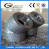 Encaixe de tubulação de alta pressão do cotovelo de ASTM A105
