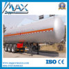 54000 Liter 3 Axles LPG Gas Tanker Trailer mit Low Price