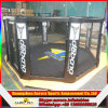 Qualité et cage plus commode de MMA avec le logo personnalisé