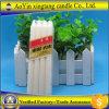 중국 공급자 수출 두바이 백색 초 Bougie