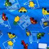 Algodón Printed Flannel Fabric para Children