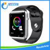 A1 qualidade Bluetooth Smartwatch com tela de toque e câmera de HD