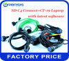 para Mercedes Benz SD Connect Compact 4 Star Diagnosis Cables