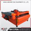 Precio de acero de la cortadora del CNC de la cortadora del plasma