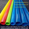 플라스틱 관 - 최신 판매 다채로운 PVC 수관 및 관