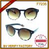 F7236 사랑스러운 둥근 Demi 패턴 Sunglass에 의하여 생성되는 중국 Sungalss