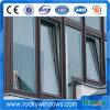 Wind und Wärme-Beweis-Aluminiumbalkon-Glasfenster