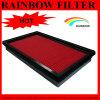 Filtre à air d'arc-en-ciel pour Nissans 16546-V0100