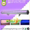 Diodo emissor de luz sem fio da luz 36*3W da arruela da parede do diodo emissor de luz de DMX