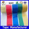 Hotsale en línea de compra cinta de encargo barata del embalaje del color