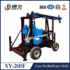 Hydraulic Tower를 가진 50-200m Shallow Water Well Drilling Equipment