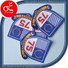 Distintivi tessuti uniforme scolastico su ordinazione/Patch/Insignia di prezzi di fabbrica