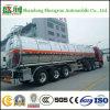De la Chine du constructeur 3 d'essieux de réservoir de carburant remorque professionnelle semi