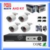Sell chaud 1MP Support P2P Cloud Ahd Camera Kit