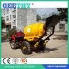 Auto SD800 che carica il miscelatore di cemento concreto