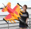 avião elétrico do brinquedo do F-16 RC de 8CH 2.4G 70mm