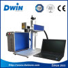 Macchina portatile della marcatura del laser della fibra 20W di vendita calda mini con il migliore prezzo