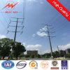9m 500dan Electric Steel Pole mit Bitumen für Afrika Market
