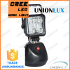 Lámpara recargable del trabajo de 15W LED para el carro