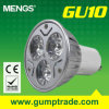 Mengs® GU10 3W LED Spotlight mit CER RoHS SMD 2 Years Warranty (110160002)
