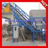 Planta de tratamento por lotes concreta portátil móvel (UTM40/YHZS40)