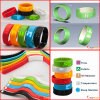 디지털 Pedometer 또는 Silicone Wristband Pedometer/Wristband Step Counter