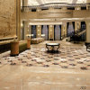 Non Slip Polished Beige Micro Crystal Glass Tile for Floor