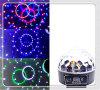 Zuverlässige Minikugel des Stufe-Geräten-Produzent-LED, die LED-Leuchten rotiert