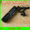 MP3 선수 스피커 (DL-01)를 가진 디지털 음성 기록병