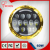 7inch 60W Round LED Jeep Headlight