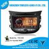Lecteur DVD de Car de l'androïde 4.0 pour Hyundai Hb20 2013 avec la zone Pop 3G/WiFi BT 20 Disc Playing du jeu de puces 3 de GPS A8
