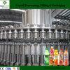 ジュースの満ちる生産工場が付いているジュースの生産ライン