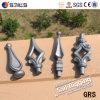 造られた炭素鋼のAnti-Rustやりポイント
